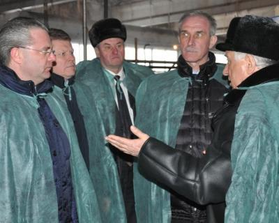 Ульяновский агропром подвел итоги года