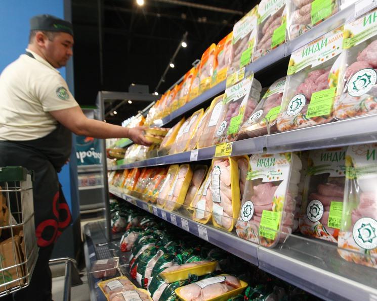 Потребление мяса продолжает расти