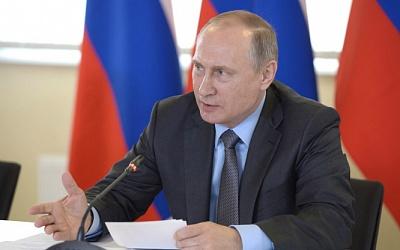 В. Путин: «Собственник земли недолжен бегать покабинетам»