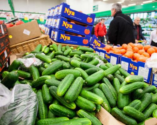 После 3 недель нулевой инфляции Росстат зафиксировал 0,1% увеличения цен