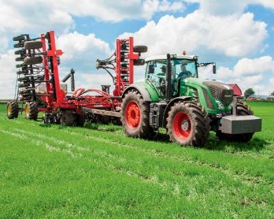 Компания AGCO представила инновационные решения вобласти точного земледелия