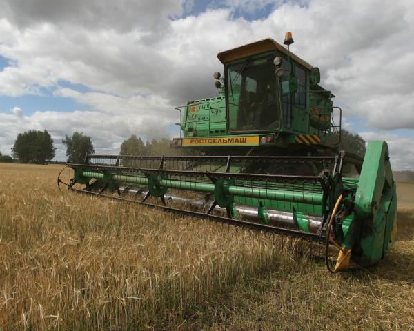 ВРоссии может заработать программа утилизации сельхозтехники