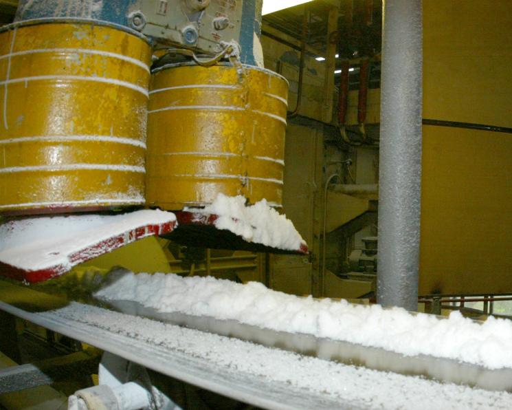 Россия произвела более 4 млн тонн сахара
