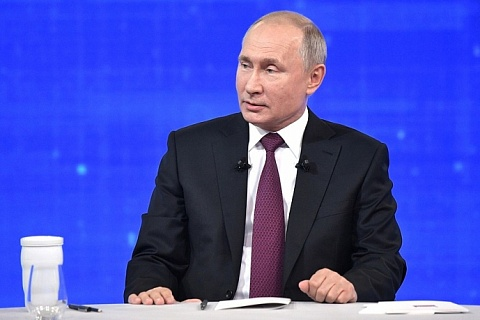 Владимир Путин: агроэкспорт в $45 млрд— «достижимая цифра»