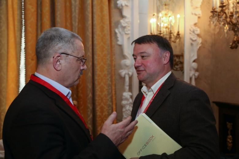 Юрий Морозов и Анатолий Лысенко