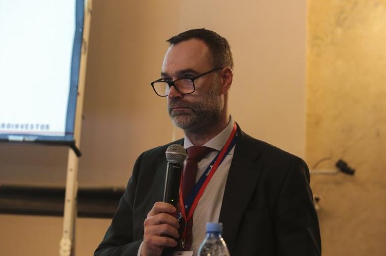 Джонатан К. Браун, директор в России, Syngenta