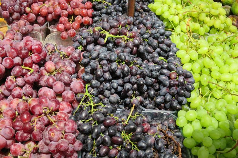 9. Виноград