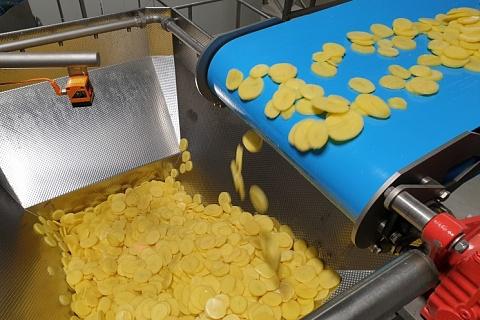 Агрофирма «КРиММ» запустила завод по переработке картофеля за 1,1 млрд рублей
