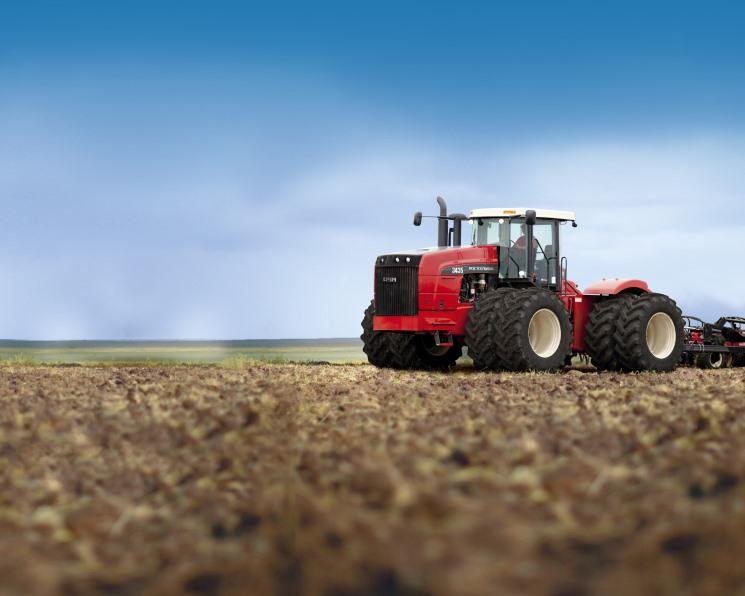 Мощные тракторы «Ростсельмаш» серии 3000