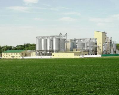 «Краснояружская зерновая компания» введёт комплекс похранению исушке зерна