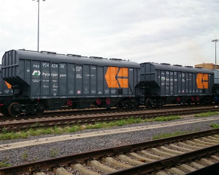 Тамбовская область увеличила железнодорожный экспорт зерна на58%