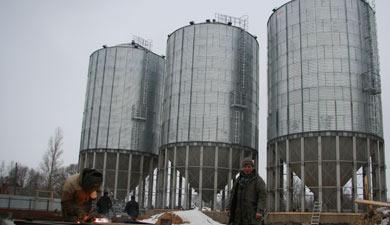 Строительство элеваторов в татарстане транспортер кту 50