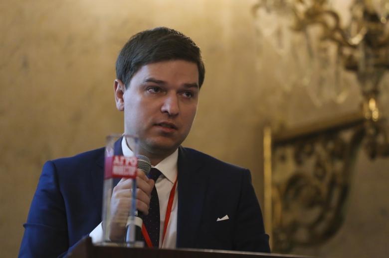 Антон Гребешев, вице-президент по развитию бизнеса с компаниями агропромышленного комплекса, Газпромбанк