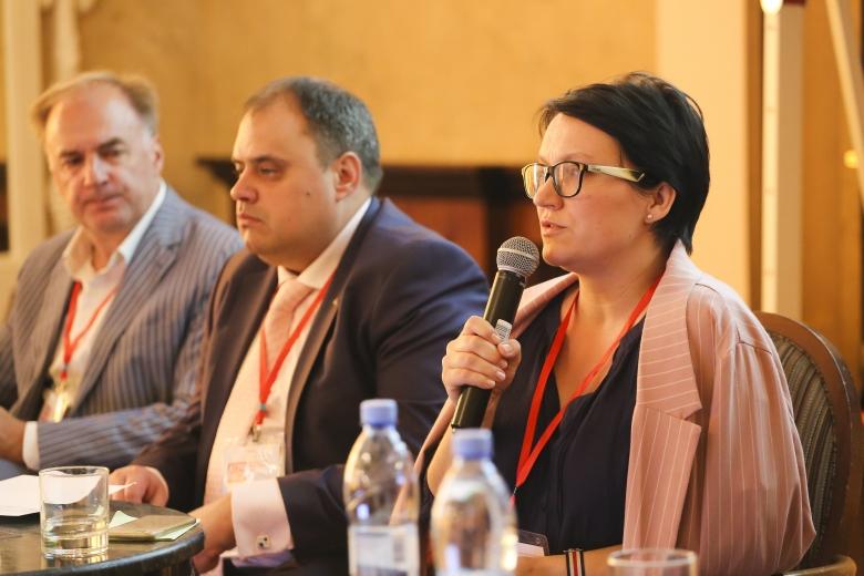 Светлана Малыш, аналитик аграрных рынков Черноморского региона, Thomson Reuters