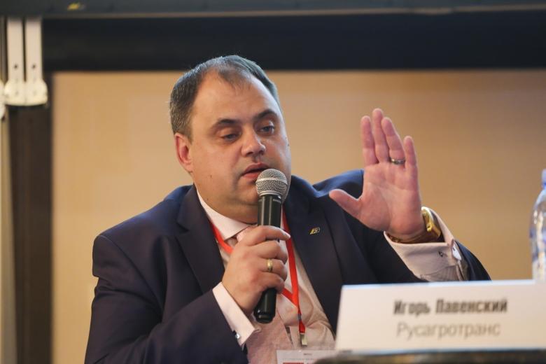 Игорь Павенский, директор департамента стратегического маркетинга, Русагротранс