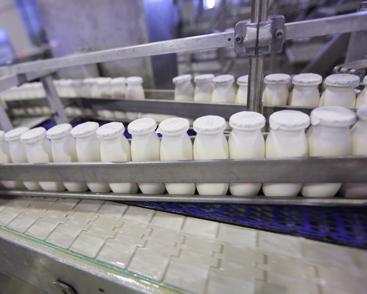 Вся молочная продукция включена в «Меркурий»