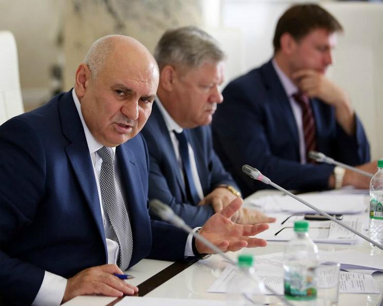 Хатуов: субсидирование перевозок зерна началось