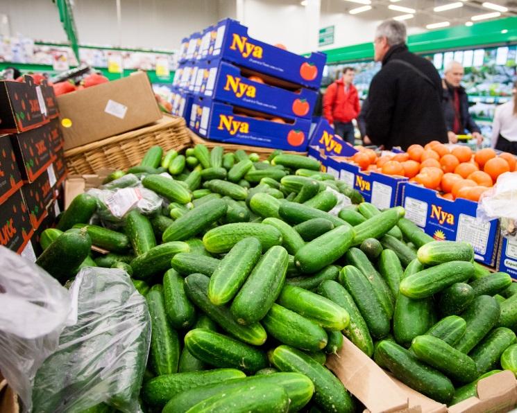 ВРоссию ежегодно ввозится контрафактных овощей на1 млрд рублей