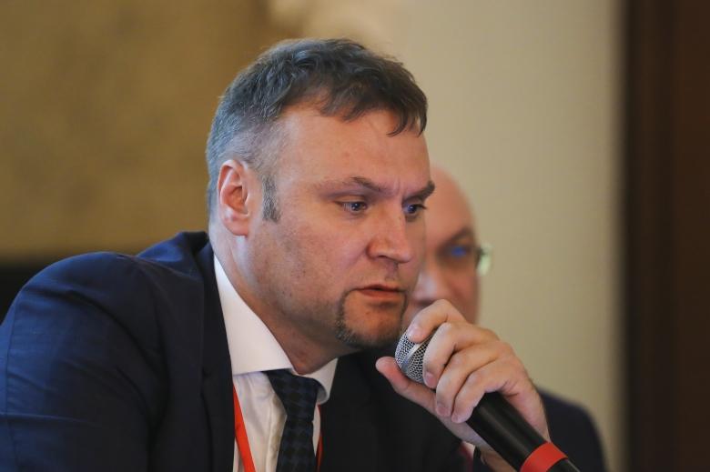 Алексей Швейцов, коммерческий директор, Ростсельмаш