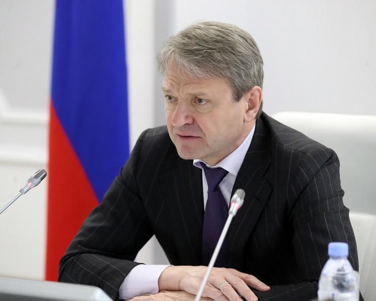 Александр Ткачев вернулся вбизнес