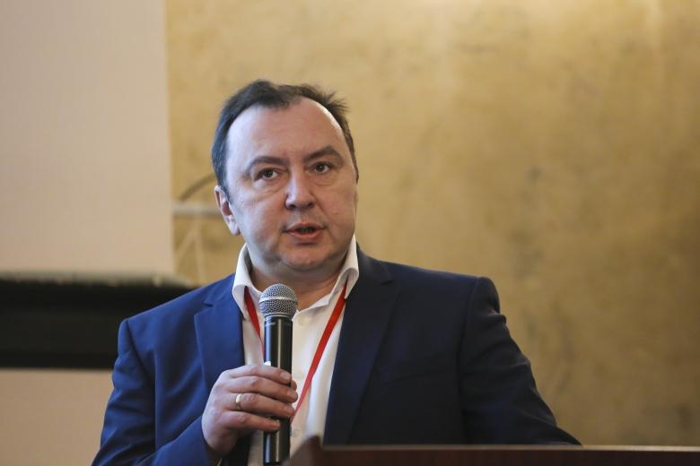Приветственная презентация партнера: Дмитрий Керимов, генеральный директор, Foss Россия