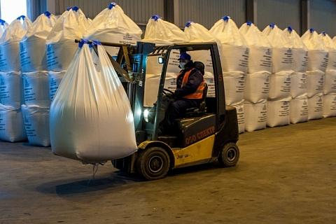 В России отмечен рекордный спрос на удобрения