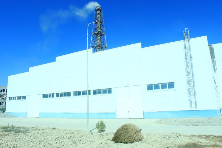 «Щелково Агрохим» строит завод в Средней Азии