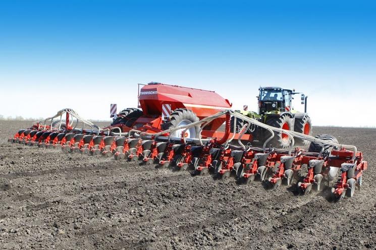 В Центре России стартовала посевная кампания — Агроинвестор