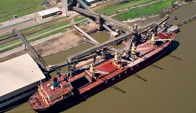 Дорогая инфраструктура экспорта