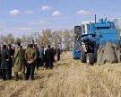 Российской системе испытаний сельскохозяйственной техники итехнологий 65 лет