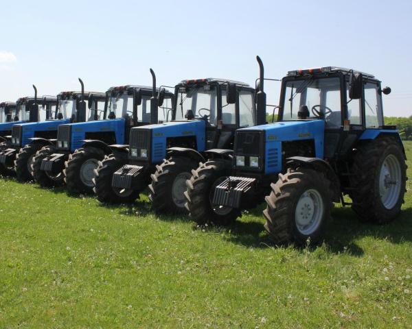 Росагролизинг увеличил поставки сельхозтехники на40%