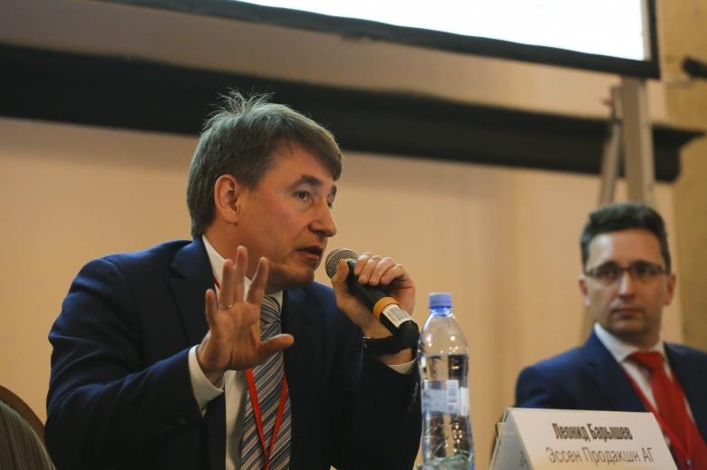 Леонид Барышев, основатель «Эссен Продакшн АГ»