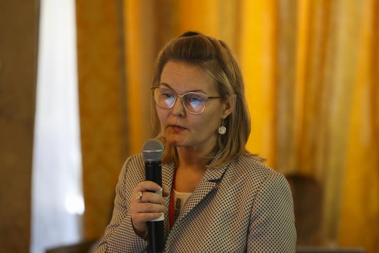 Наталия Панферова, руководитель информационно-аналитического отдела, Центр оценки качества зерна