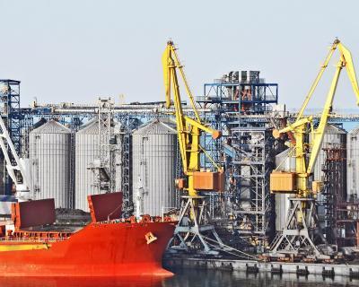 ОЗК приступает кпроекту строительства Дальневосточного зернового терминала