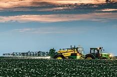 Актуальная техника. Обзор инновационных разработок, направленных наснижение вредного воздействия применения агрохимикатов наокружающую среду