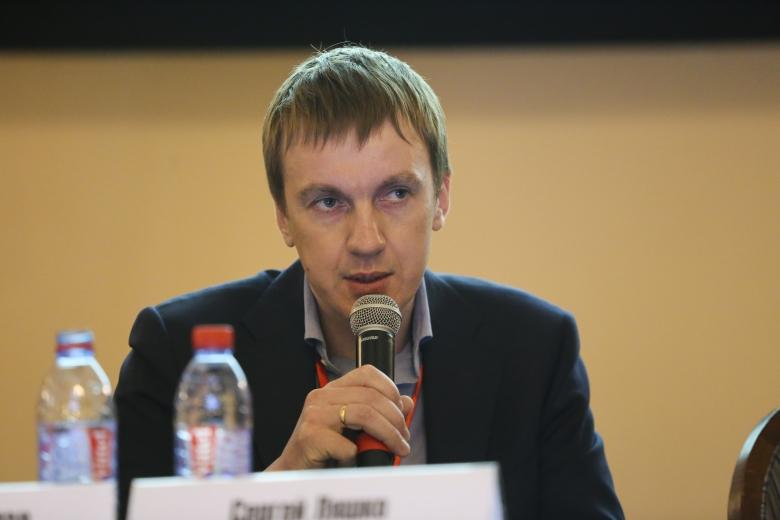 Сергей Ляшко, коммерческий директор, Эко-Нива АПК Холдинг