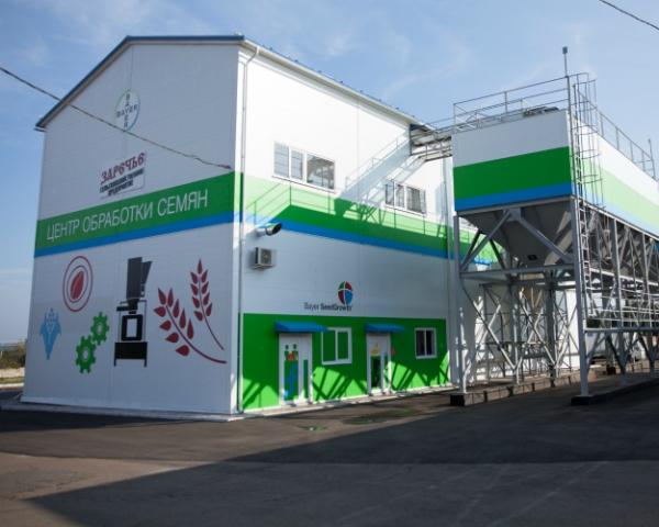Bayer открывает производственные центры обработки семян