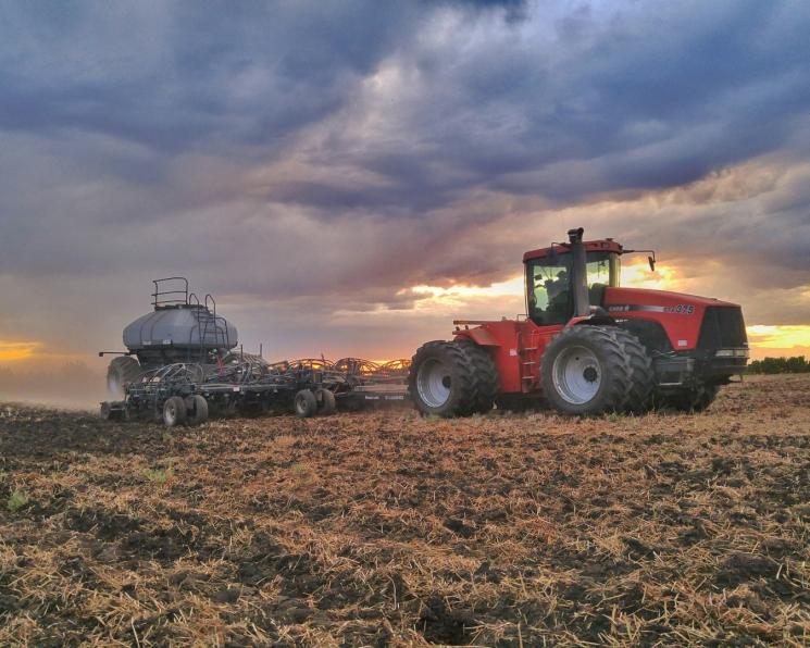Аграрии юга не подтверждают проблемы с посевной из-за пропускного режима