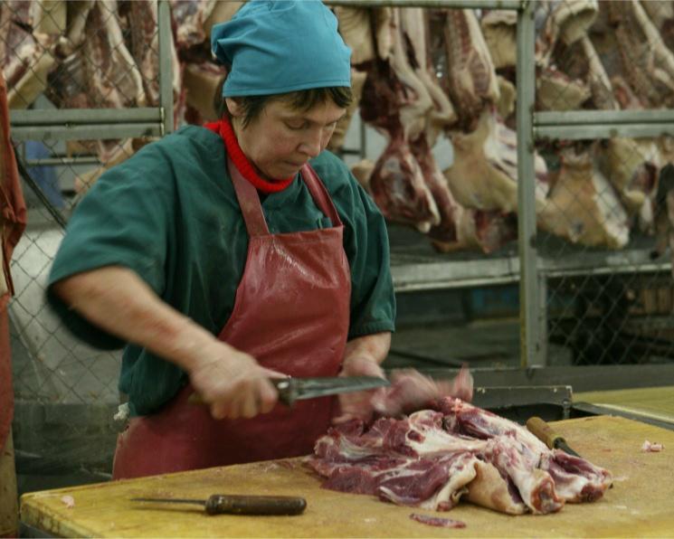 Производство свинины несбавляет темпы роста
