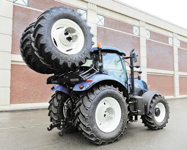 Актуальная техника: инновационные разработки в области тракторостроения