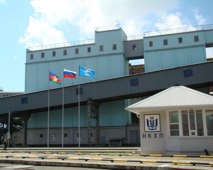 НКХП ввел вэксплуатацию новые элеваторные мощности на110 тыс. т