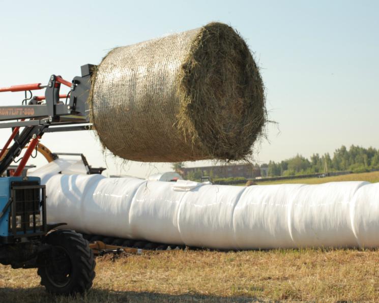 Заготовка и хранение кормов: сравнение подходов
