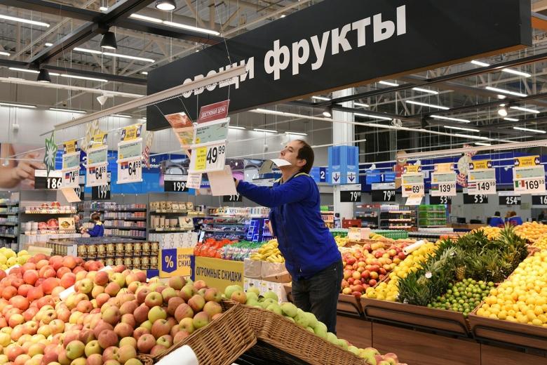 Потребление фруктов выросло больше всего