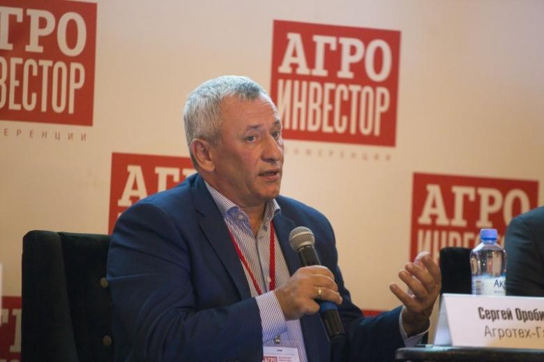 Сергей Оробинский, «Агротех-Гарант», президент