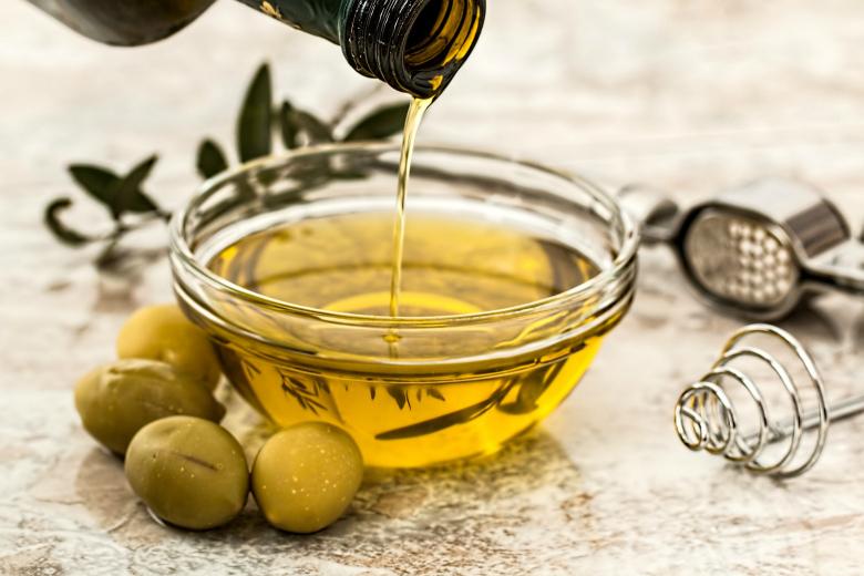 10. Оливковое масло
