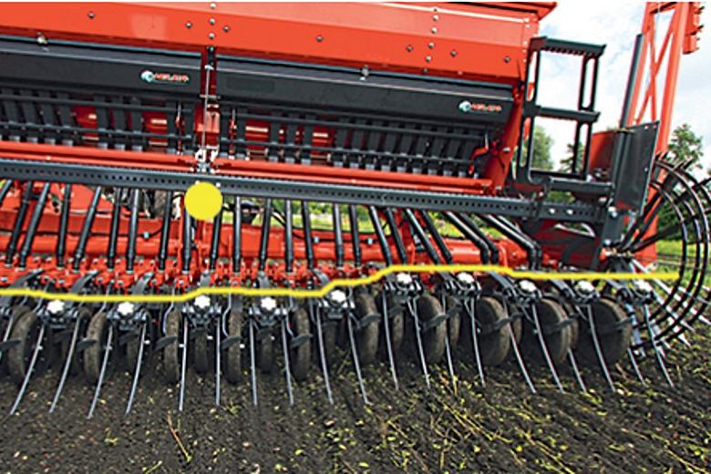 КУН PREMIA 9000 TRC: идеальная адаптация к почве