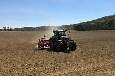 Правительство рассчитывает на хороший урожай в 2019 году