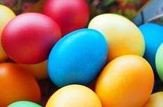 Цены на яйца перед Пасхой больше не растут