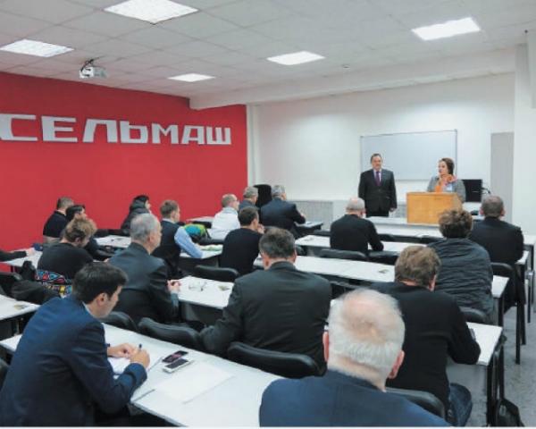 Состоялся VIII Международный учебно-практический семинар оновинках техники итехнологий «Агротехника-2017»