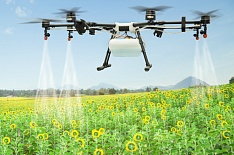 Робот над полем. Растущая потребность АПК вбеспилотниках подталкивает ученых наразработку специализированных дронов для сельского хозяйства